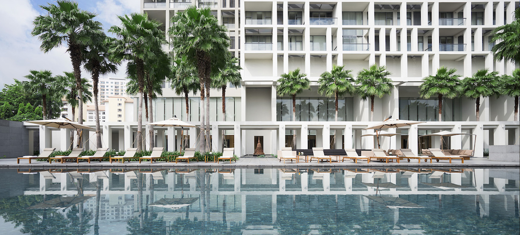 The Sukhothai Residences, Super Luxury Condo Bangkok, Condo Sathorn