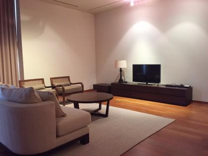 , Duplex 3 bedrooms for rent with convenient with expansive balcony