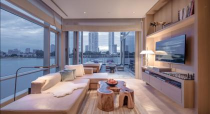 , Hot Deal 3 bedroom sale before transfer, Tower B facing Chao Phraya River