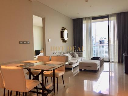 , Luxurious 2 Bedroom for Rent at Sindhorn Residence